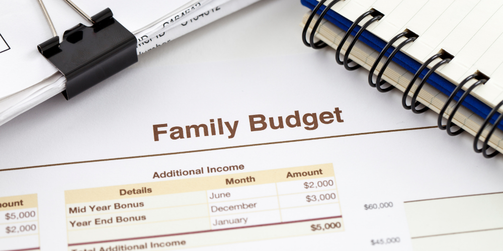 5 Budgeting Tips for Busy Mums